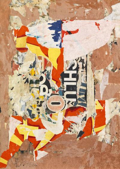 Reinhold Koehler, 'Plakat-Décollage 1957/3', 1957