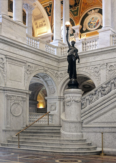 Andrew Prokos, 'Library of Congress Great Hall Interior #2', 2009