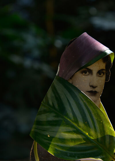 Rochelle Costi, 'Série Passageiros', 2014