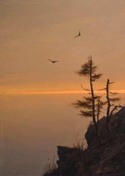 William R. Davis, 'Mountain Cedars', 2021