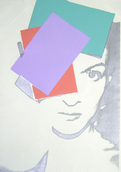 Andy Warhol, 'Paloma Picasso', 1975