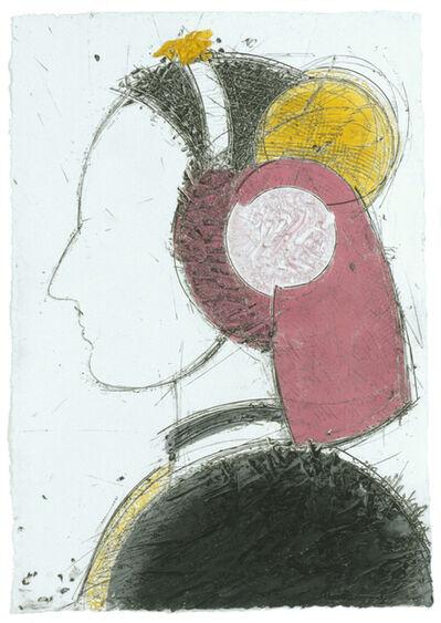 Manolo Valdés, 'Perfil II', 2004