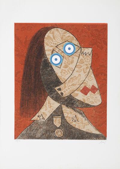 Enrico Baj, 'Chez Picasso 5', 1969