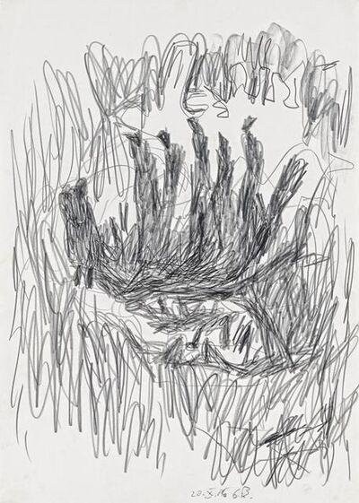 Georg Baselitz, 'Untitled', 1986