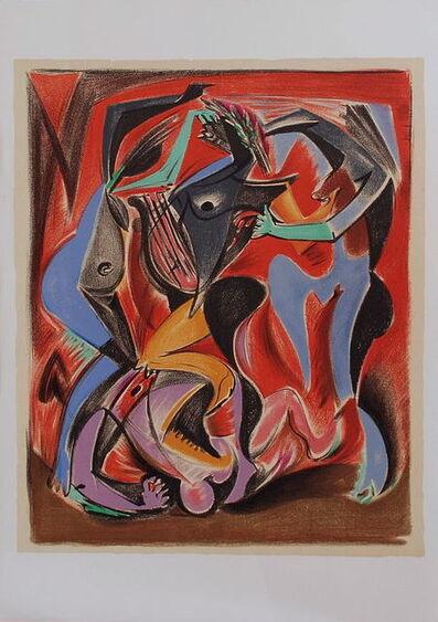 André Masson, 'Orphée', 1972