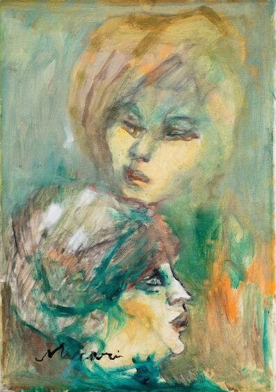 Mino Maccari, 'Fanciulla e matrona'