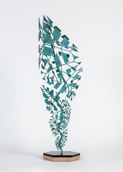 Conrad Shawcross RA, 'Fracture (B14C25)', 2020