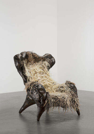 Atelier Van Lieshout, 'Cave Man Chair', 2019