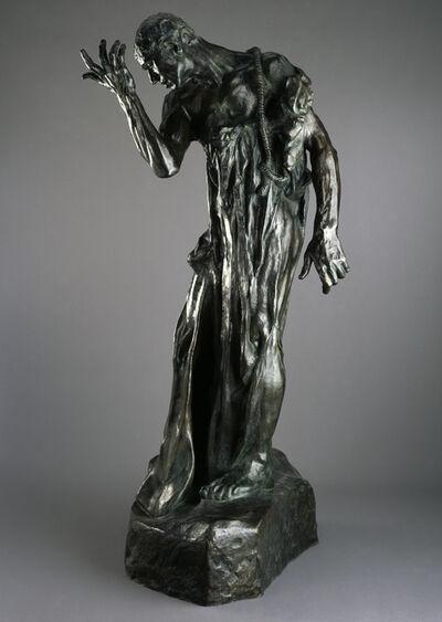 Auguste Rodin, 'Pierre de Wiessant, Monumental', 1887