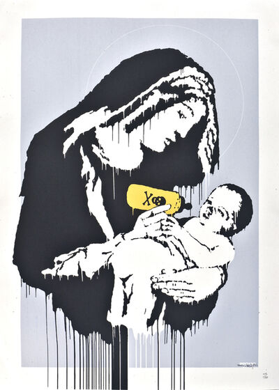 Banksy, 'Virgin Mary', 2003