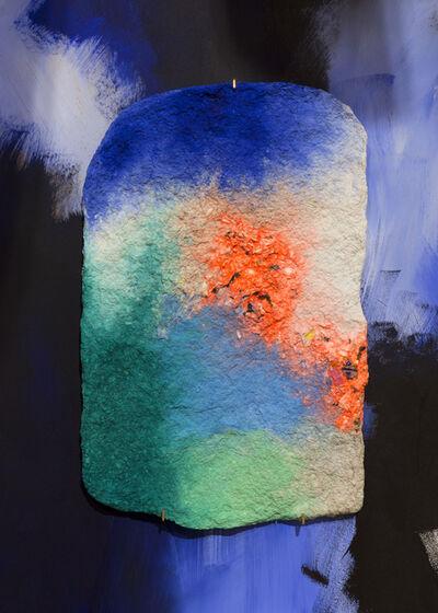 Ludovica Gioscia, 'Temporal Tablet 1', 2018