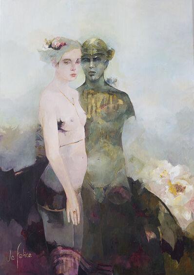 Françoise de Felice, 'Brumes Secrétes', 2018
