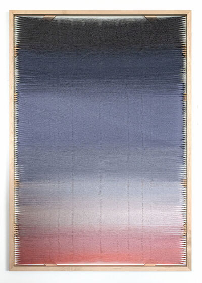 Rachel Mica Weiss, 'Woven Screen, Last Light', 2020