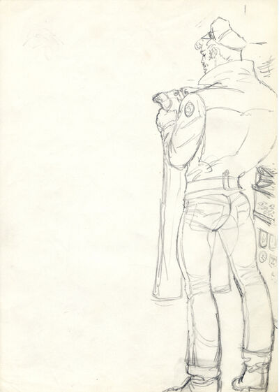 Tom of Finland, 'Untitled', ca. 1980