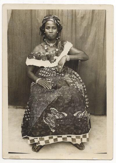 Seydou Keïta, 'Untitled', 1950-1958
