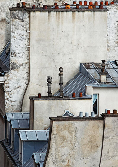 Michael Wolf (b. 1954), 'Paris Rooftop #5', 2014
