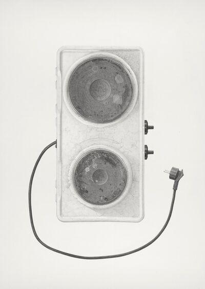 Torsten Richter, 'Hotplate (Herdplatten)', 2014