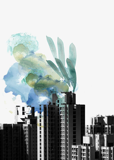 Veronica Lam, 'Organised Mess 8', 2019