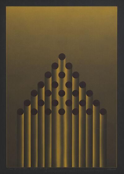 Julio Le Parc, 'Theme 108 a variation', 1981