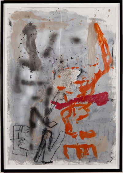 Stephen Lapthisophon, 'For Mimmo Rotella', 2014