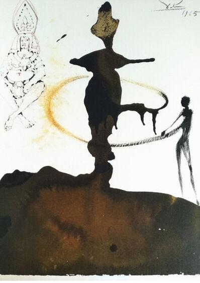 "Salvador Dalí, 'Filiae Herodiadis saltatio - From ""Biblia Sacra""', 1965"