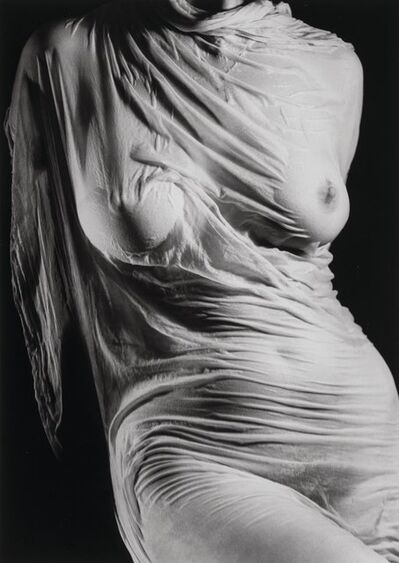 Ruth Bernhard, 'Wet Silk, Hollywood, California', 1938-printed later