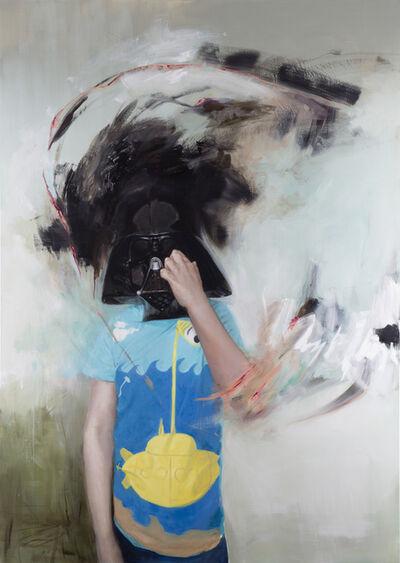 Ville Löppönen, 'Mask (Wiljam)', 2017