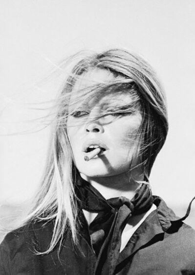 Terry O'Neill, 'Brigitte Bardot (Co-signed)', 1971