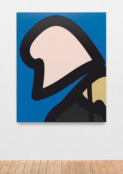 Julian Opie, 'Beach Head 8', 2017