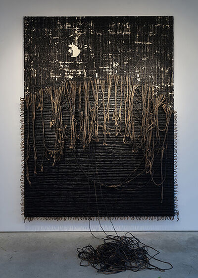 Nicole Collins, 'Breaking Black', 2012
