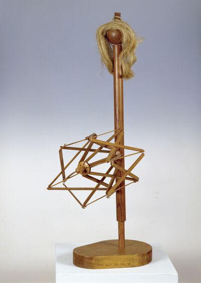 Max Ernst, 'Objet mobile recommandé aux familles', 1970
