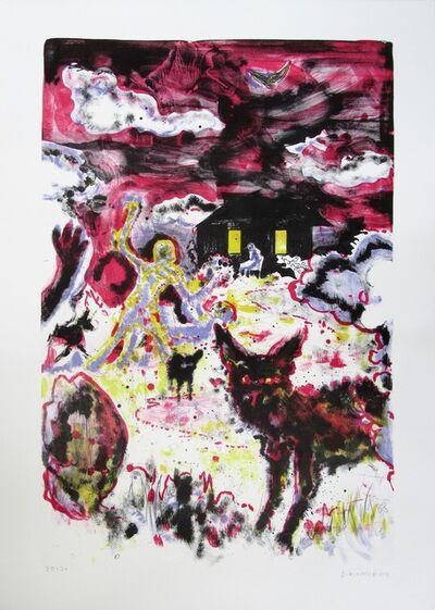 Daniel Richter, 'Holland Mysteries#b', 2004-2005