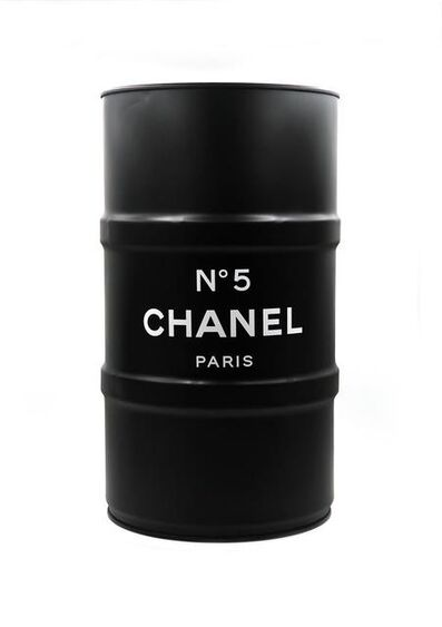 Jaler Fine Art, 'CHANEL Mini Barrel - Black', 2020
