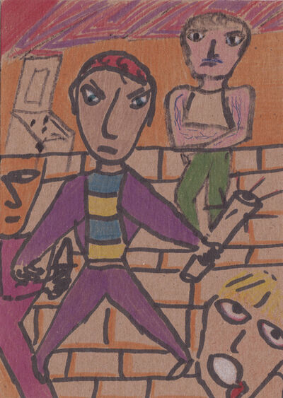 Joe Vernazza, 'Untitled #7', 1980-1990