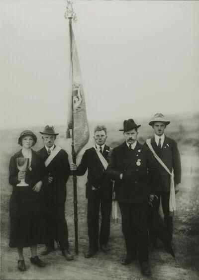 August Sander, 'I/4/11 Prize-winners', 1927