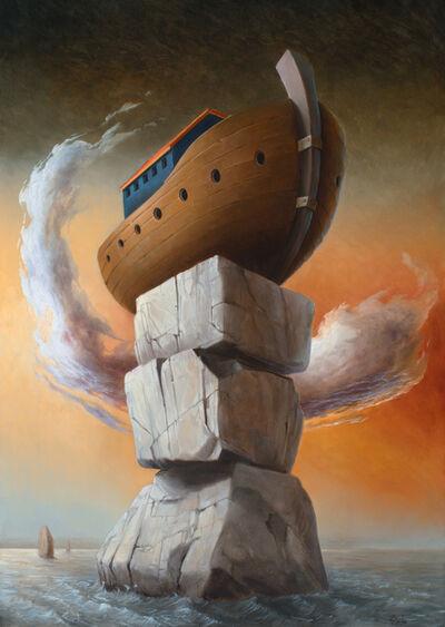 Ciro Palumbo, '(GVA) L'ultima arca', 2016