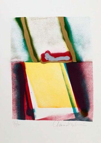 John Chamberlain, 'Flashback V', 1981