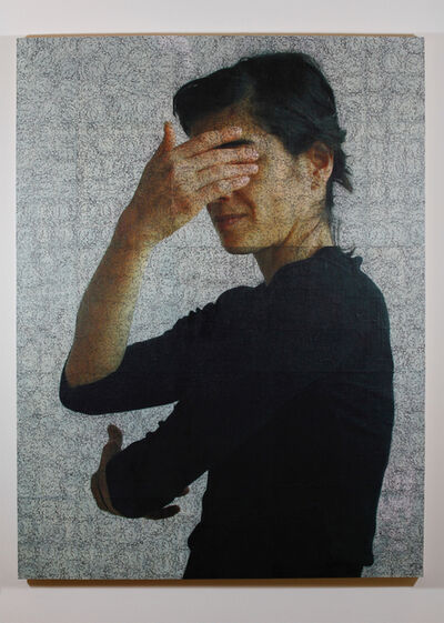 Sepideh Salehi, 'Mohr Portrait 3', 2017
