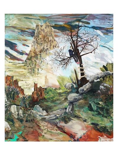 Hernan Bas, 'Don't Tell It n the Mountain', 2013