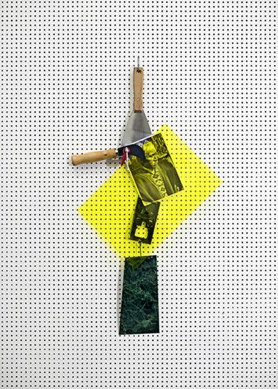 """Patrick Hamilton, '""""Equilibrio #1 (Loco Mapuche)""""', 2013"""