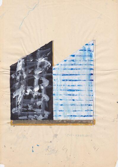 Mark Dagley, 'Untitled (Drawing No.3)', 1991