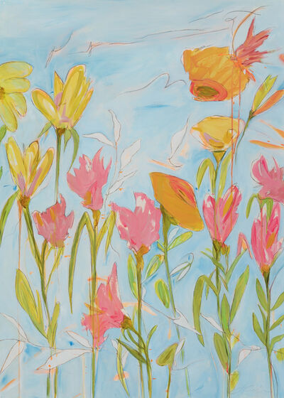 Teresa Roche, 'Day Lily Farm Day with Sawyer II', 2020