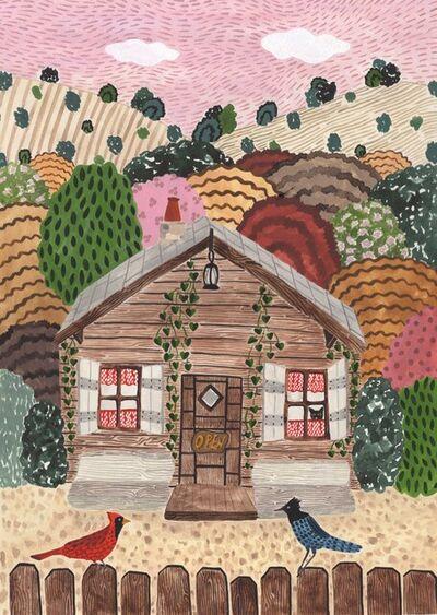 Sara Boccaccini Meadows, 'Spring Tavern', 2021