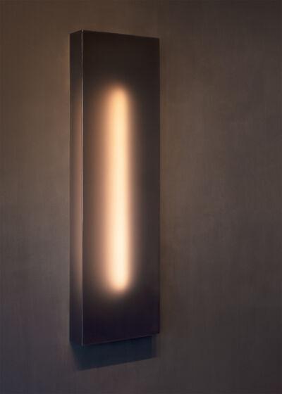 Videre Licet, 'Aubergine Grey Lumalight', 2017