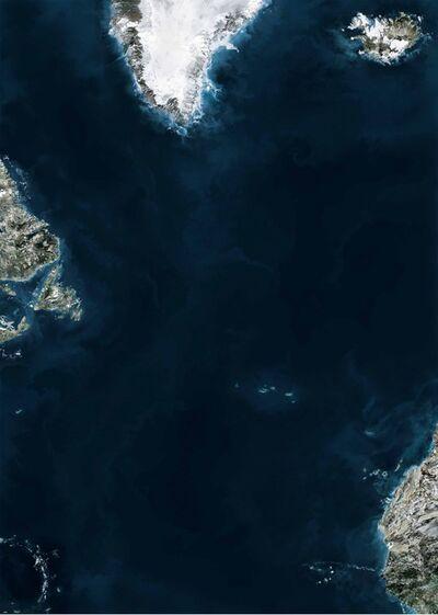 Andreas Gursky, 'Ocean II', 2010