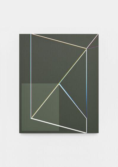 Jonas Weichsel, 'Untitled II, (Post Albers)', 2019