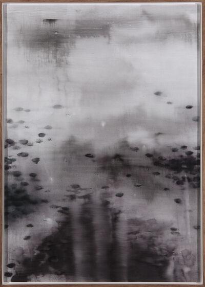 Alexia Vogel, 'River (grey) II', 2017