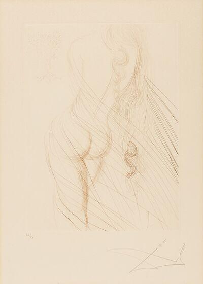 Salvador Dalí, 'Nu (Le nu sanguine) (M & L 250; Field 68-2C)', 1968