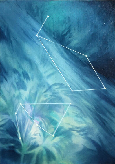 Edouard Wolton, 'Lucioles / constellations', 2015