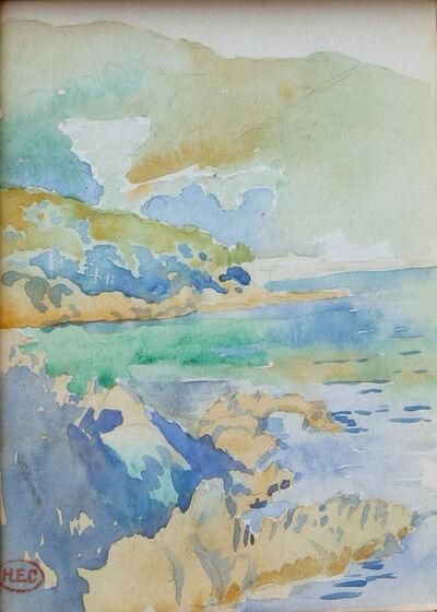 Henri-Edmond Cross, 'Coastline', 1890-1905